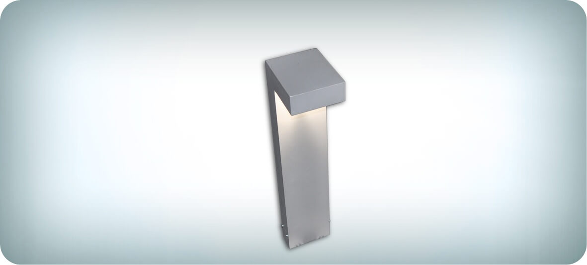 Fcbt690s Bollard Tower With Right Angle Head By Fc Lighting