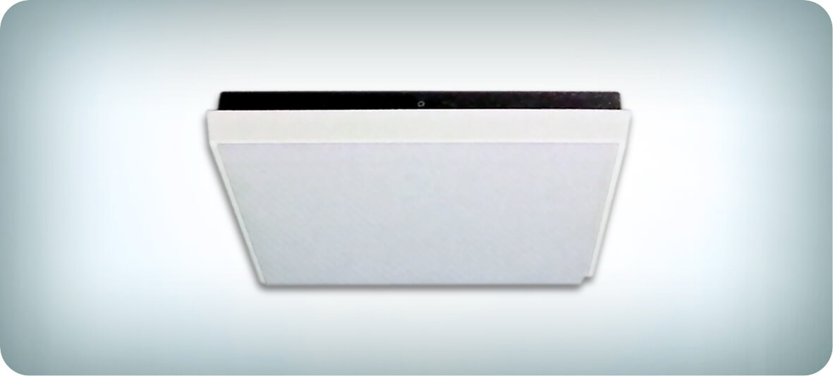 FCW3712 Square Low Profile Surface Mount Fixture is part of the FCW3700 Square Series in the FC Lighting Exterior Decor category